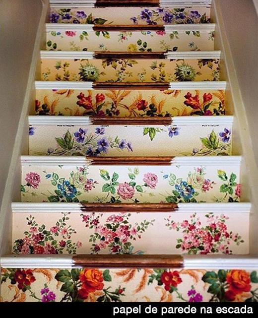 09_papel de parede na escada